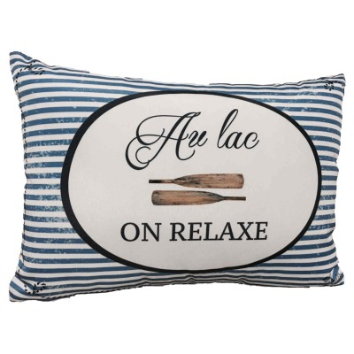 COUSSIN AU LAC ON RELAXE