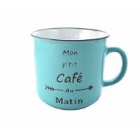 TASSE CAFE DU MATIN
