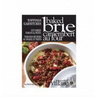 Assaisonnement pour Brie Tomates Séchées & Pesto