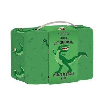 Boîtes à lunch chocolat chaud Dinosaure