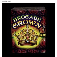 BROCADE CROWN FEUX D'ARTIFICE BOMBARDOS
