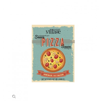 ASSAISONNEMENT POUR SAUCE PIZZA