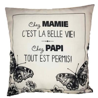 COUSSIN Chez Mamie la belle vie