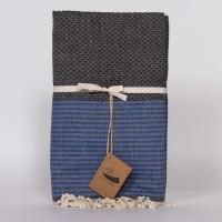FOUTA Amarok: Tissage nid d'abeille